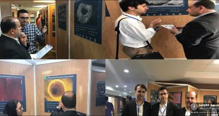اختيار تدريسي من كلية الهندسة بجامعة الكوفة عضوا في اللجنة التحكيمية لمؤتمر المسابقة العلمية العالمية للبنى المجهرية