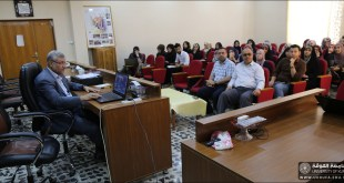 University of Kufa holds a scientific symposium on the ethics of practicing engineering career
