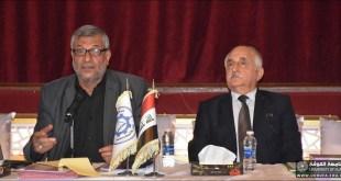 جامعة الكوفة تلقي محاضرة عن مدونات اخلاقيات المهنة في نقابة المهندسين العراقية