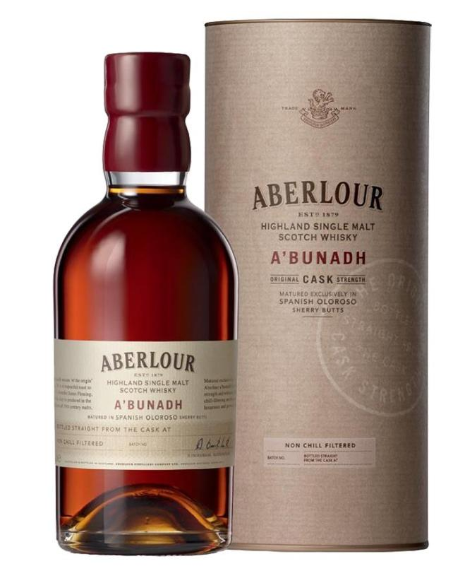 Image result for aberlour a'bunadh batch 60