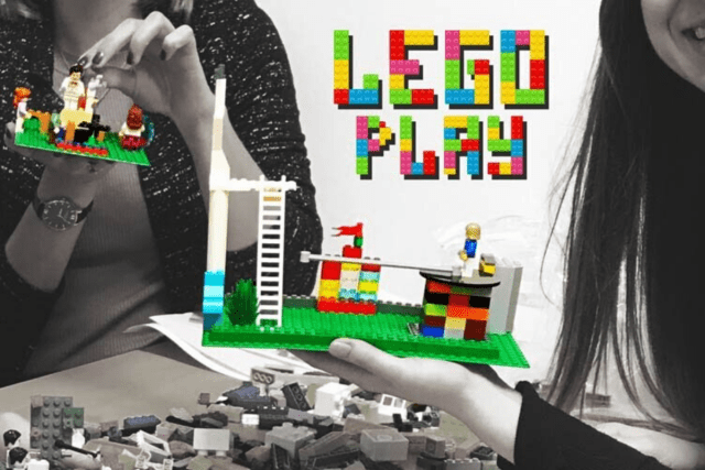 Lego Play Employee Engagement Games