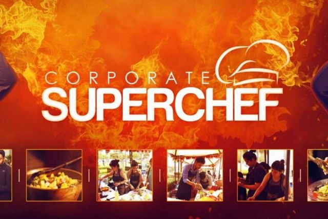 Corporate super chef - Employee Engagement Activity