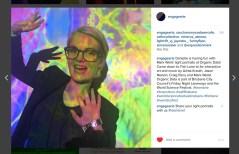 Engage Arts Instagram Post
