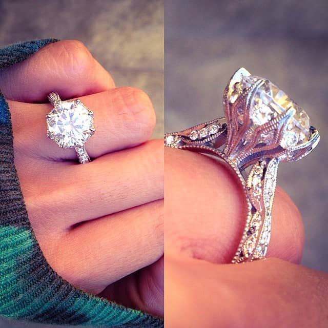 Most Popular Tacori Rings On Instagram Robbins Brothers Blog