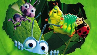 Bugs Life Disney Pixar