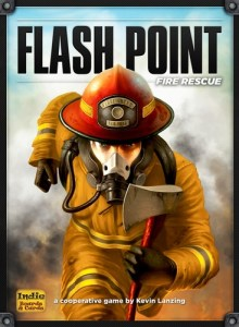 Board Game Review: Flash Point: Fire Rescue