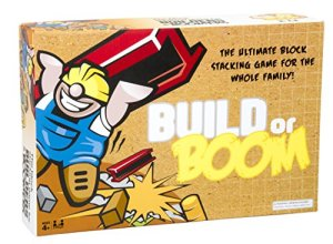 Family Board Game Review: Build or BOOM!