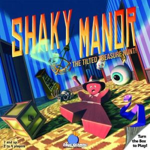 New York Toy Fair 2018 Report: Shaky Manor!