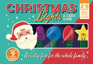 Kickstarter Campaign of the Week: Christmas Lights Card Game