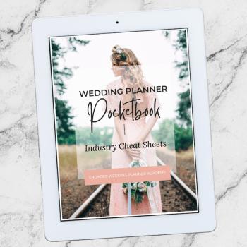 Wedding Planner Pocketbook