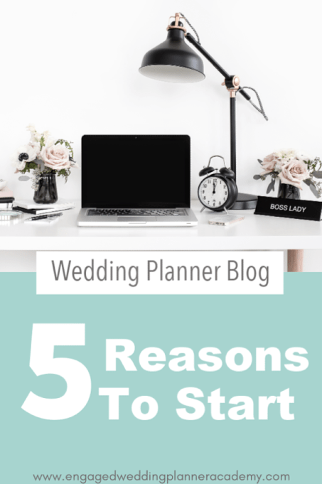 In this post I share the top five reasons why you need to start a wedding planner blog for your business today. 316 Restored, 5 Reasons You Need to Start a Wedding Planner Blog, become a wedding planner tips, Event Planner, event planner website, how to become a wedding planner, SEO, website tips, Wedding Business, Wedding career, wedding planner blog, wedding planner business, wedding planner education, Wedding Planner products, wedding planner tools