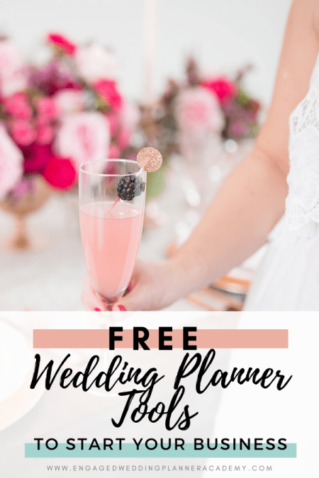 Are you wanting to start a wedding planner business? Get your business started today with these free wedding planner tools.   free wedding planner software, Free Wedding Planner Tools, is weddingwire free, wedding  planner tools, wedding planning checklist, wedding planning resources & tools, wedding planning tools for wedding planners