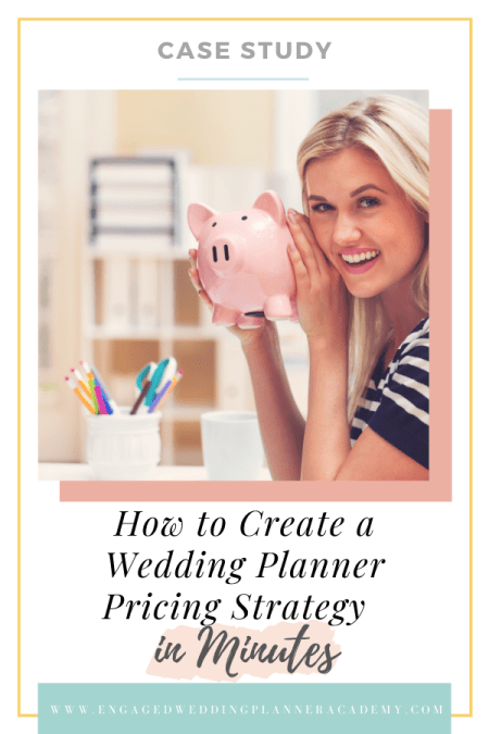 When you're new to the wedding industry, pricing can be a complex and overwhelming subject. Make sense of it with a wedding planner pricing strategy. | how much to charge, how to become a wedding planner, new wedding planner, Price for Profit, Pricing services, Wedding Planner, wedding planner business, Wedding Planner Career, wedding planner education, Wedding Planner Packages, Wedding Planner Packages Prices, Wedding Planner Prices, wedding planner tools, What to charge