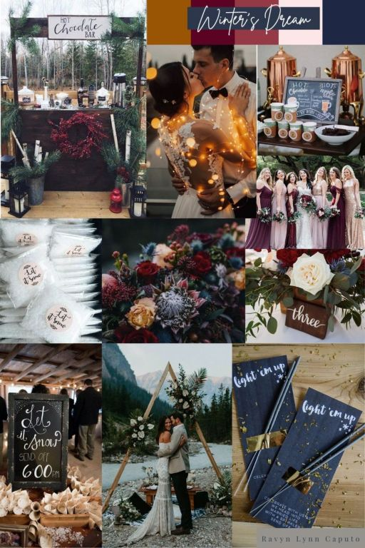 12 Unique Mood Board Examples That Will Get You in the Holiday Spirit