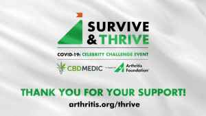 Survive and Thrive event graphic