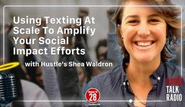 Hustle's Shea Waldron