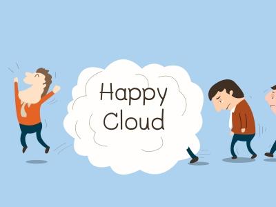 performance management - happy cloud