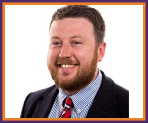 Rhodri - Engagement in Wales
