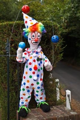 clown enforced fun