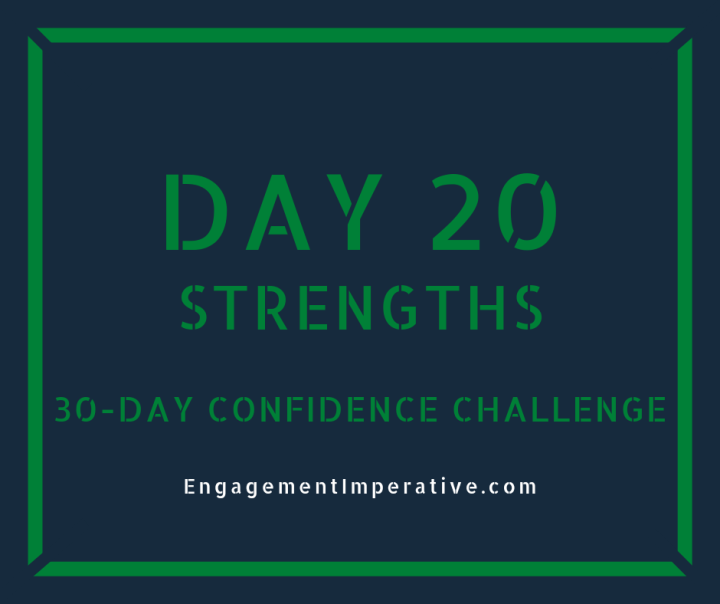 Day 20: Your Strengths and Your Team