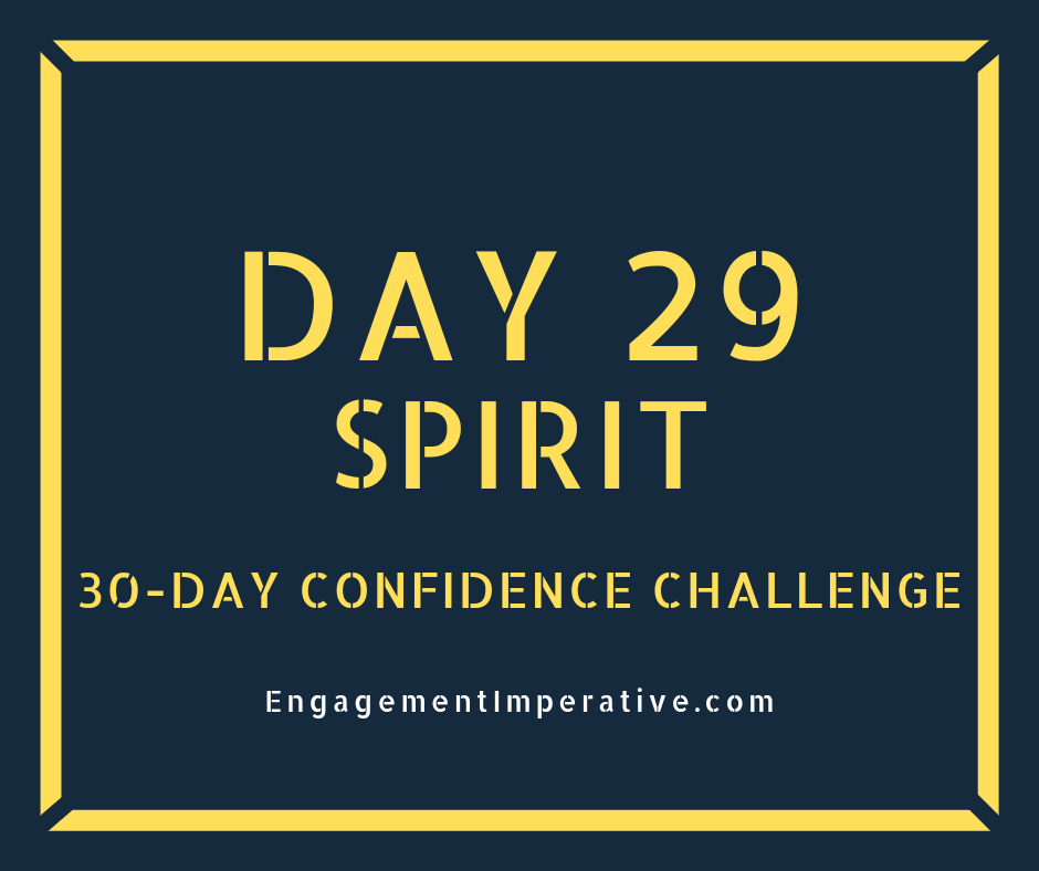 Day 29: Gratefulness and Forgiveness
