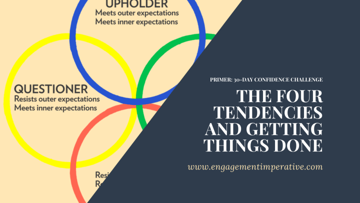 The Four Tendencies and Getting Things Done Part 2