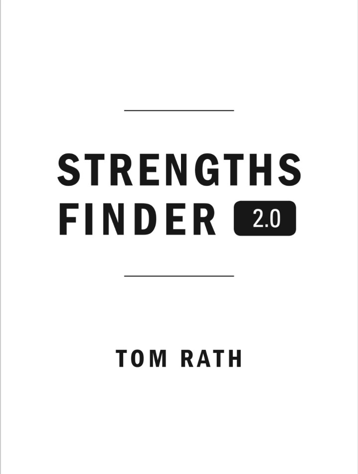 How To Download Your StrengthsFinder 2.0 E-Book