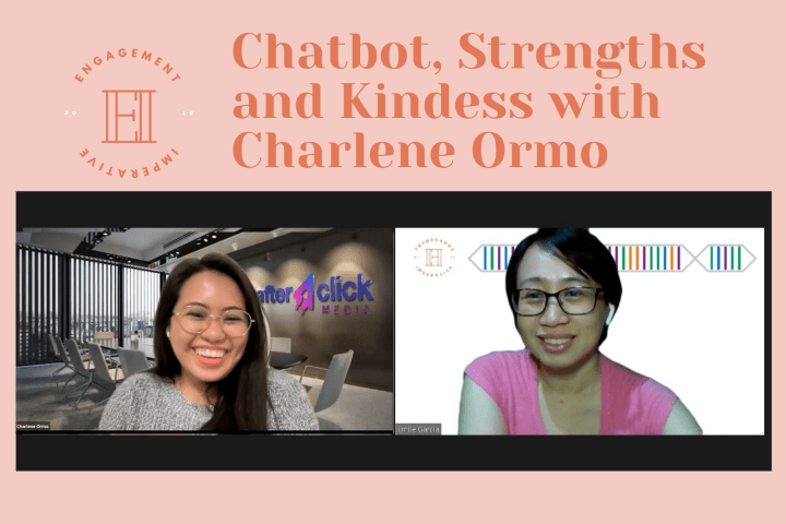 Strengths and Kindness with Charlene Ormo