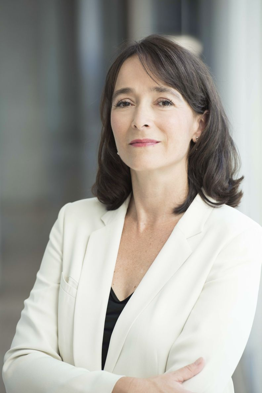 Delphine Ernotte Cunci, présidente-directrice générale de France Télévisions