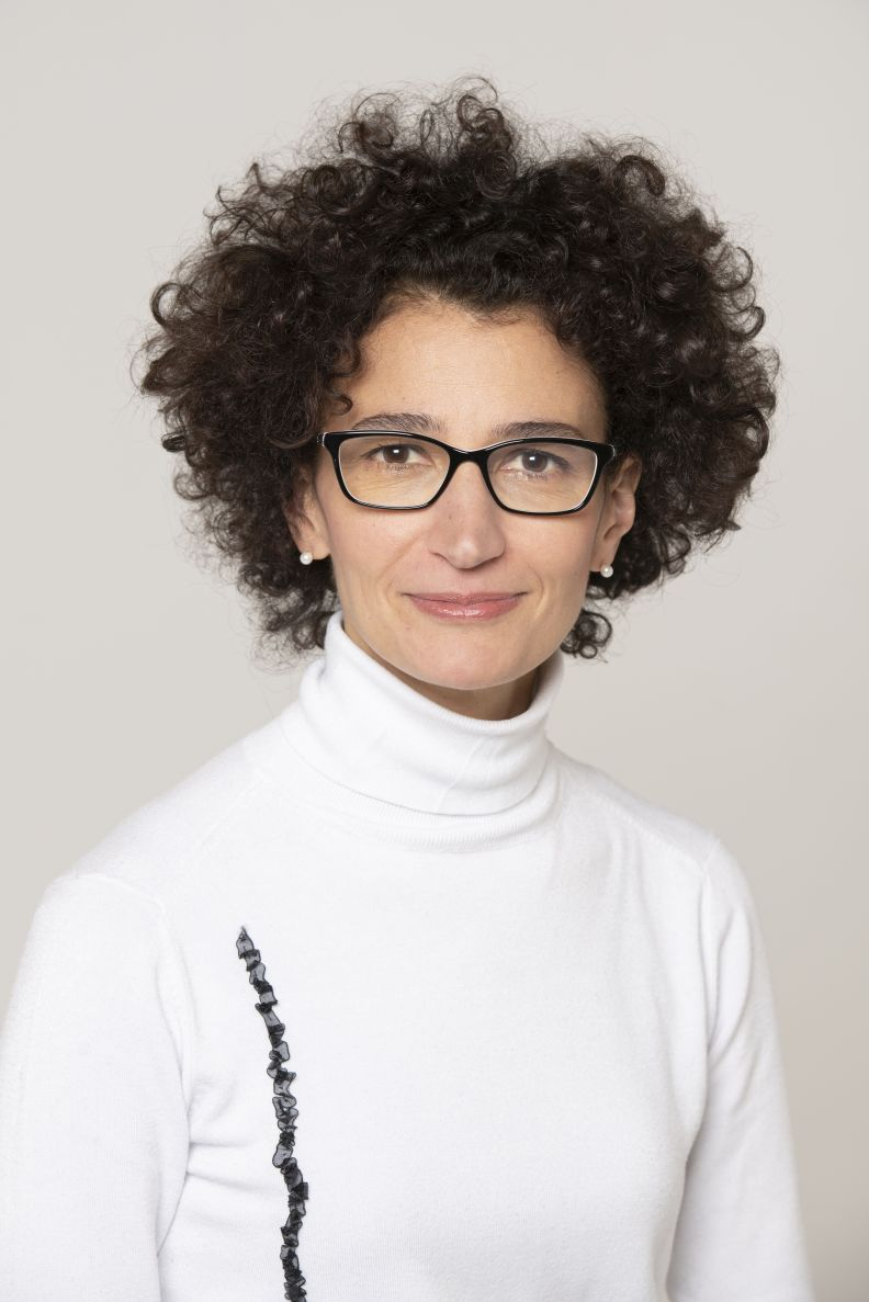 Veronique Sainte-Rose, Directrice de la communication