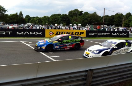 Plato takes Welch in race two.