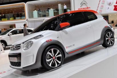 Citroën's C1
