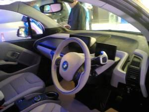 BMW i3 INewcastle Interior 001