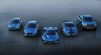 2015 Ford Performance Lineup