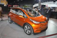 No, no, we're sure the design of the Chevrolet Bolt EV has NOTHING to do with the BMW i3