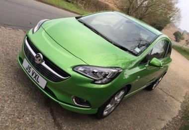 Vauxhall New Corsa 001