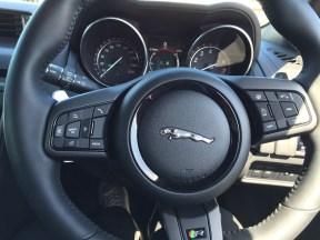 2015 Jaguar F-Type R Coupe Interior 002
