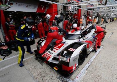 2015 Le Mans Race Audi R18 e-tron quattro