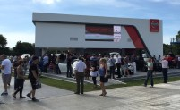 2015 Goodwood FOS Nissan Stand
