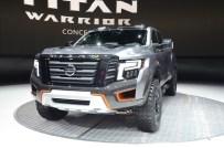 2016 Nissan Titan Warrior
