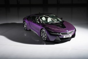 2016 BMW i8 Individual Paint