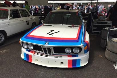 2016 Goodwood FoS 1975 BMW 3.0 CSL