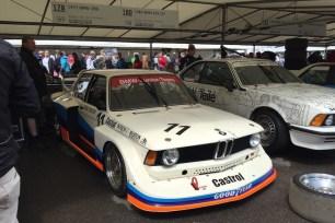 2016 Goodwood FoS 1977 BMW 320i