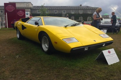 2016 Goodwood FoS 1975 Lamborghini Countach Periscopo