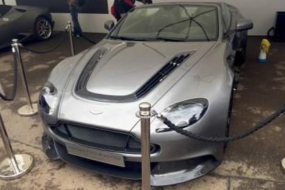 2016 Goodwood FoS Aston Martin GT12 Roadster
