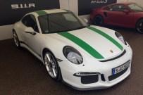 2016 Goodwood FoS 2016 Porsche 911R