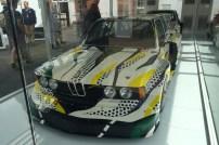 2016 Goodwood FoS 1977 BMW 320i Art Car