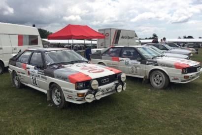 2016 Goodwood FoS 1981 Audi Quattro