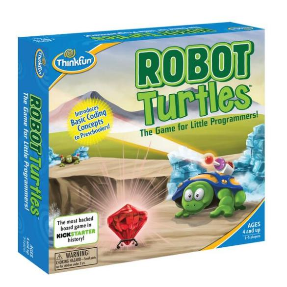 Pre-order now from ThinkFun!
