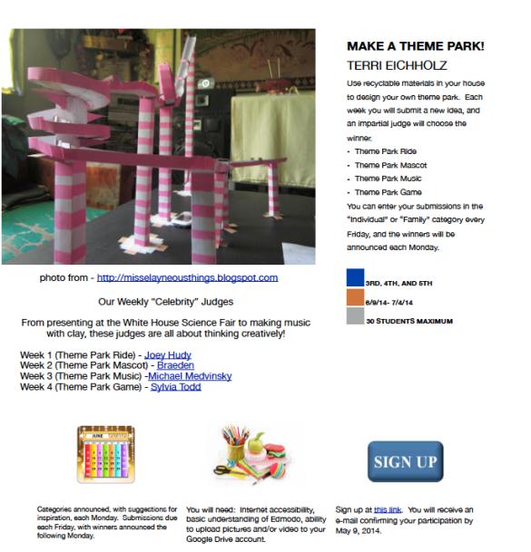 Make a Theme Park